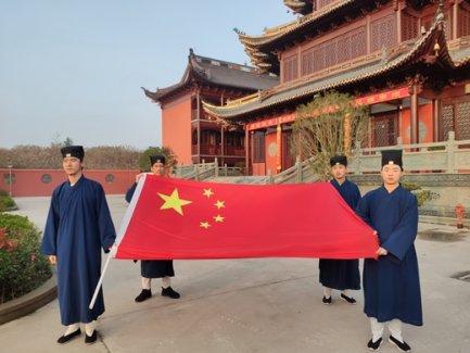 上海道教学院开展宪法宣传周活动