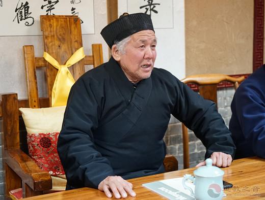 郑州市道教协会召开二届一次常务理事会议