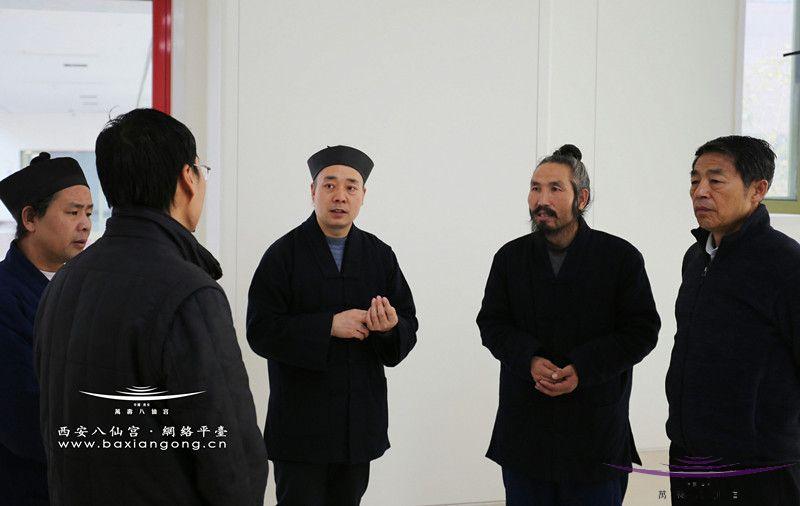 陕西省道教协会一行看望并救助终南山隐修患病道友