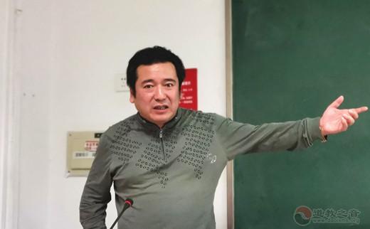 """""""我国蒙元时期道教及与北京东岳庙""""讲座在中国人民大学举办"""