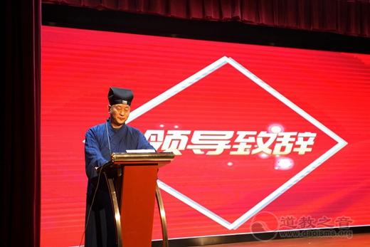 """上海市道教协会2019年""""宗教慈善周""""启动仪式圆满举行"""
