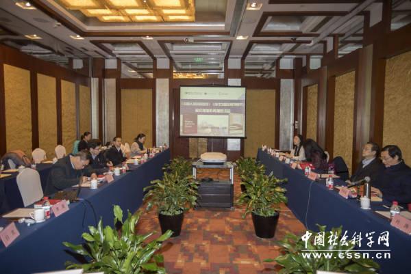《中国人的宗教信仰》《当代中国宗教学研究》英文版海外传播座谈会在京召开