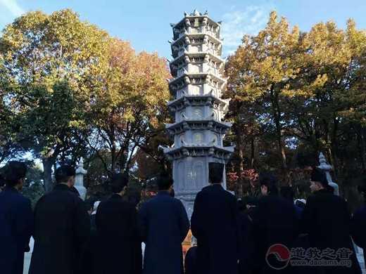 云南省道协龙泉观举行己亥(2019)年冬祭祀祖活动