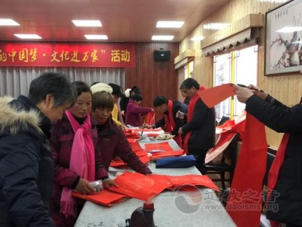 """""""我们的中国梦·文化进万家""""活动在长沙县陶公庙举行"""