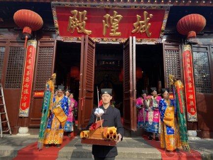 苏州城隍庙第二届居士皈依法会圆满