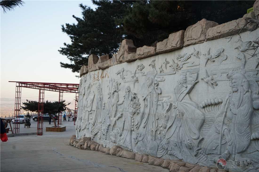 秦皇島市撫寧區天馬山玄真觀