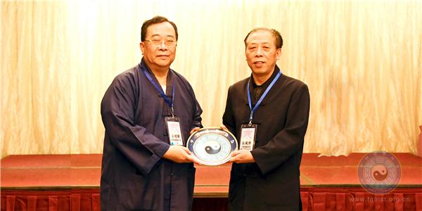 2020内地与港澳道教界迎春联谊会在香港举行