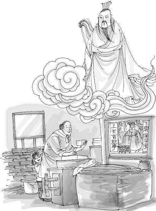 小年夜,送灶神:你对家家都供奉的灶神了解多少?