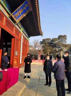 坚决打赢疫情防控阻击战,北京市民族宗教领域在行动