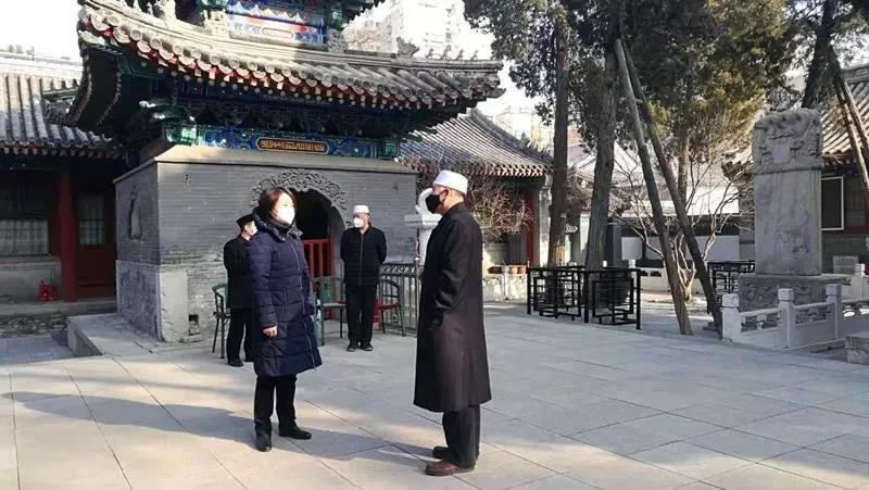 北京市持续做好民族宗教领域新型冠状病毒感染的肺炎疫情防控工作
