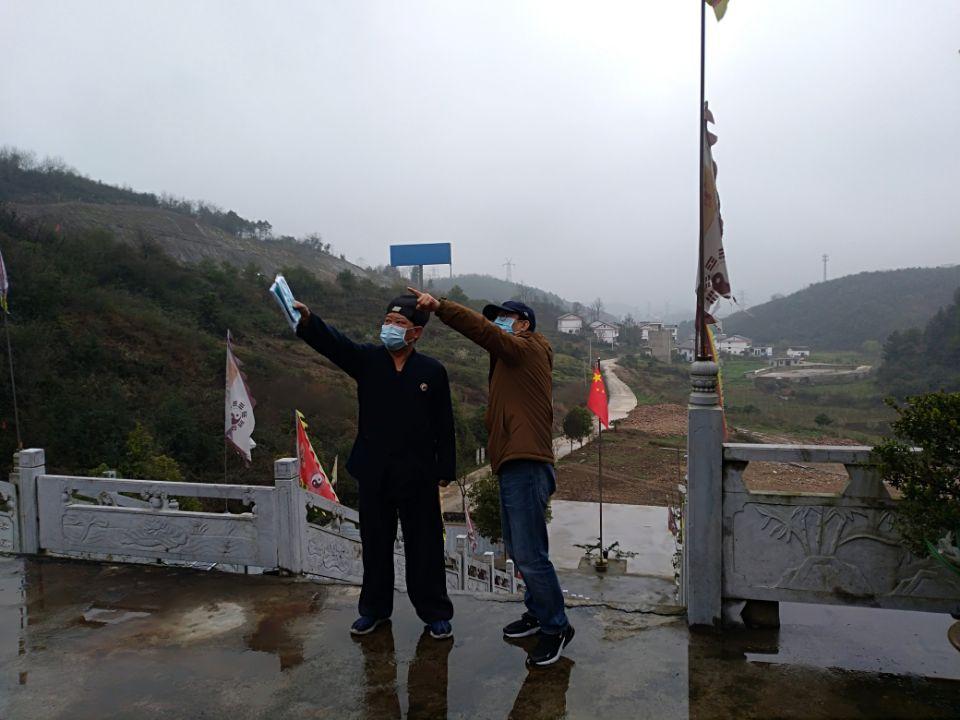 貴州省民宗委對宗教活動場所疫情防控等工作進行暗訪檢查