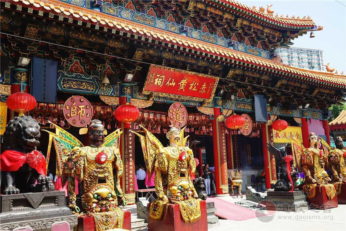 香港啬色园黄大仙祠下周一起暂停开放十四天