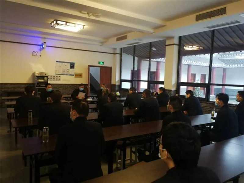 句容市道教协会组织学习新修订《江苏省宗教事务条例》