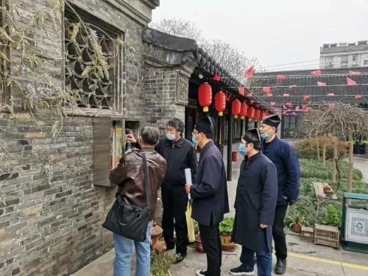 江苏省泰州市成立安全工作专项整治专家组排