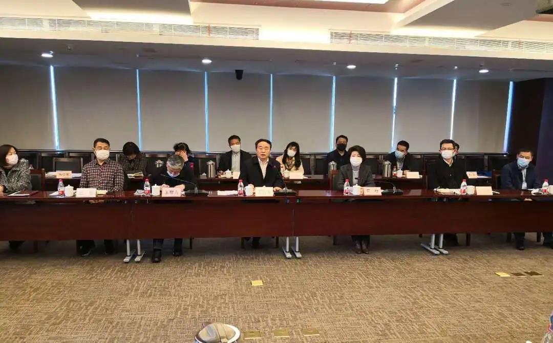 上海市民族宗教局召开市级团体负责人工作会议
