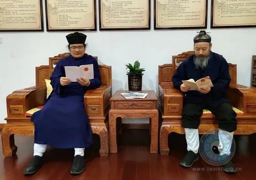 贵州省福泉山道教协会、福泉太极宫开展国家安全宣传教育活动