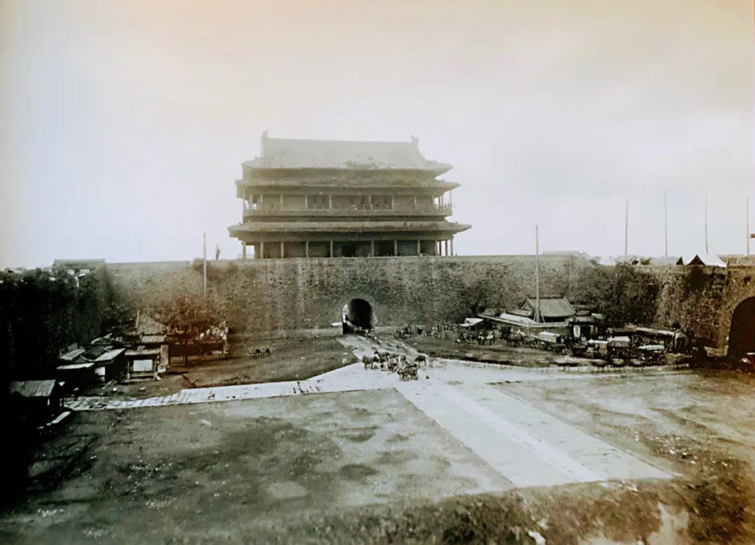 老北京最具传奇色
