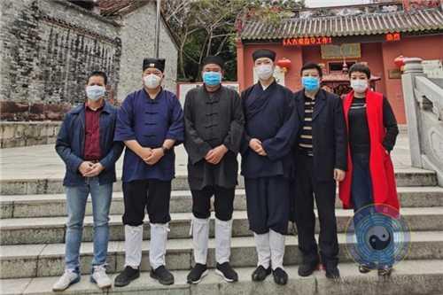 廣東省道教協會負責人赴各市道教活動場所檢查疫情防控工作