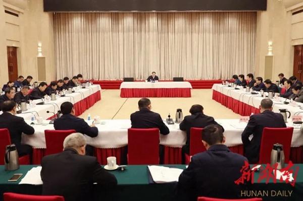 湖南省委统一战线