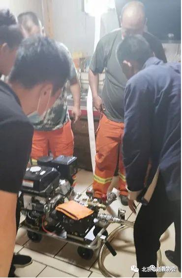 北京市平谷区药王庙加强消防安全管理工作