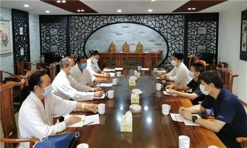 粤港澳道教文化交流会筹备工作会议在广州召开