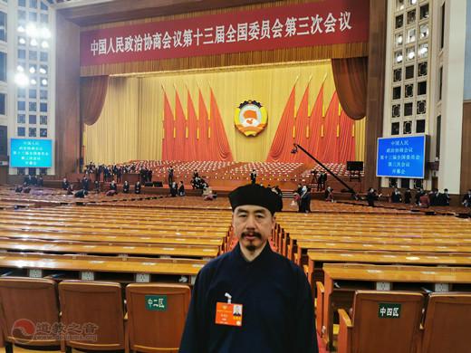 """张诚达道长:建议优化""""残疾人就业创业孵化基地""""运营模式"""