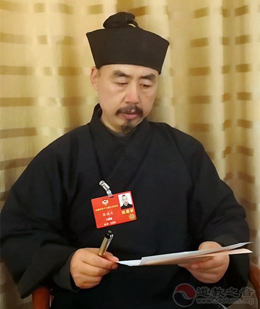 """张诚达道长:优化""""残疾人就业创业孵化基地""""运营模式"""