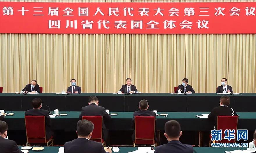 汪洋:坚持我国宗教中国化方向