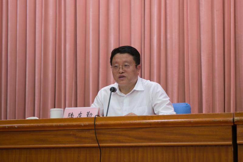 安徽省全省民族宗教局长座谈会在合肥召开