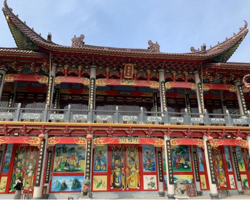 浙江省瑞安市开展省级宗教普法示范点和法治宣传教育基地创建指导工作