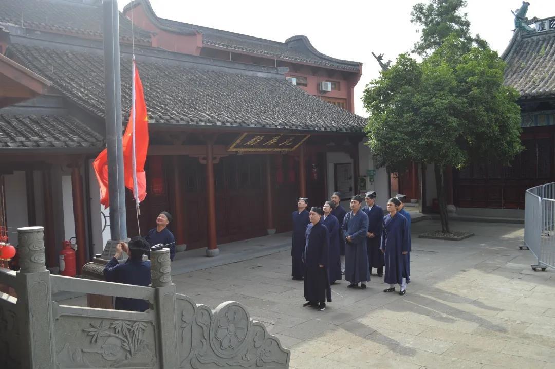 浙江省五大宗教团体切实做好宗教活动场所有序开放后疫情防控工作