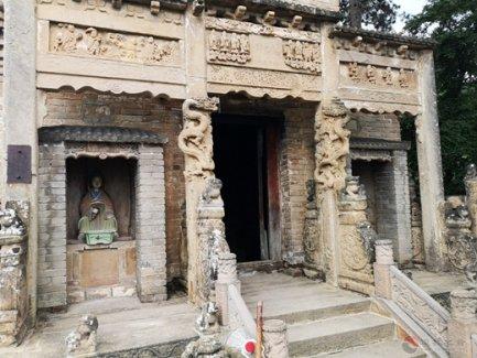 平凉市崆峒区道教界宗教活动场所于6月4日有序恢复开放