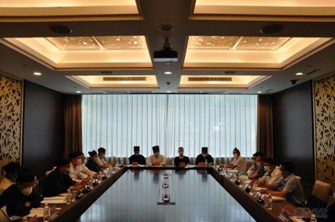 广东省道教协会召开2020年第二次会长会务扩大会议