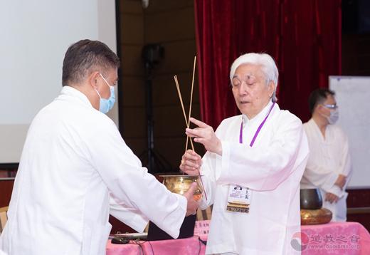 香港啬色园黄大仙祠本年度经忏科仪公开班开课