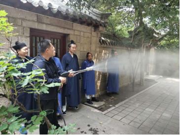 山东省青岛市多项措施严格做好宗教活动场所恢复开放工作