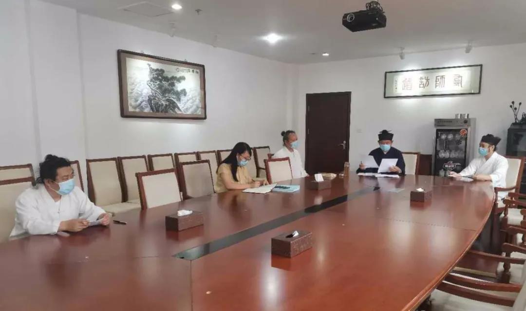 中国道教学院2016级本科班学员顺利如期毕业
