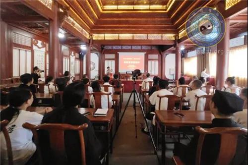 贵州省福泉山道教协会举行教职人员消防安全知识培训会