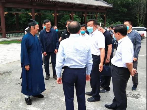 黑龙江省委常委、统战部部长聂云凌赴哈尔滨市调研指导宗教工作
