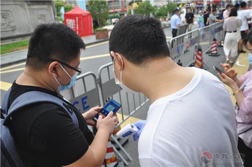 上海城隍庙7月10日起恢复限流开放