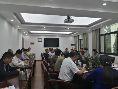 南京市委常委、统战部部长华静调度全市宗教活动场所防汛、建筑安全、地质灾害工作