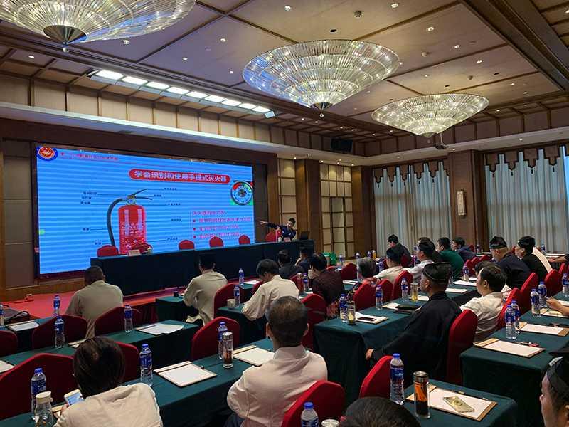 江苏省无锡市道教协会举办综合业务培训会
