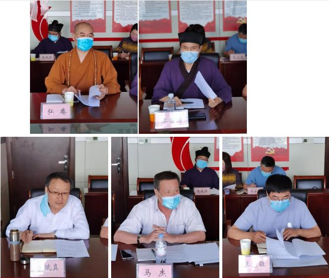 """济南市召开""""坚持我国宗教中国化方向""""专题工作座谈会"""