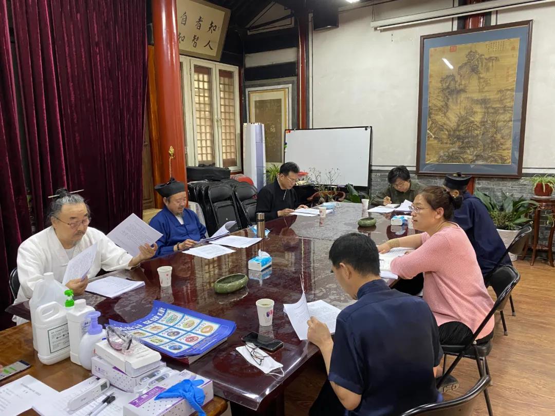 北京市宗教团体扎实做好疫情常态化防控工作