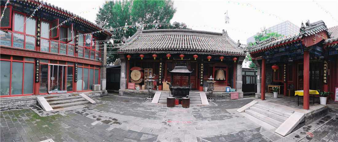 <b>北京复兴门吕祖宫</b>