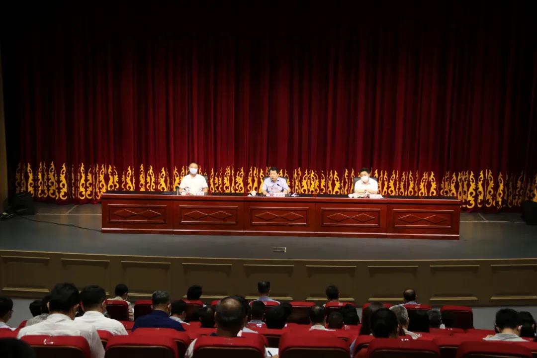 天津市委统战部、市民族宗教委召开《天津市宗教事务条例》宣传贯彻推动会