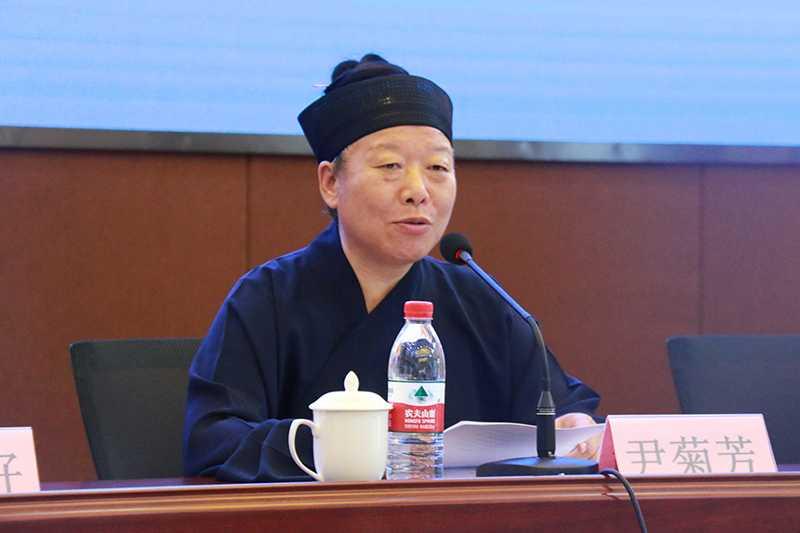 江苏省道协举办全省道教协会秘书长、办公室主任(信息员)培训班