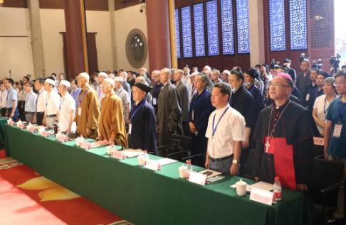 """浙江省""""和谐宗教·法在心中""""宗教法治面对面活动在杭州举行"""