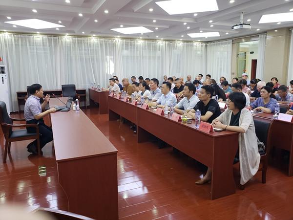 江苏省镇江市宗教系统开展安全生产宣讲活动