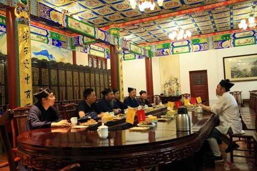 青岛市道教协会学习考察团参访成都、重庆等地道教宫观