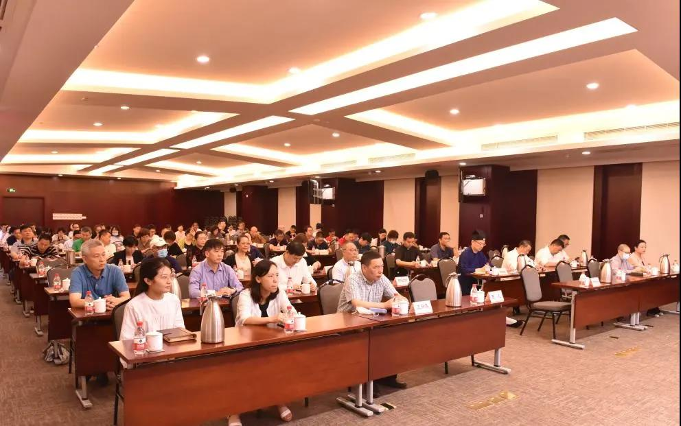 上海市民族宗教局举办民法典专题报告会